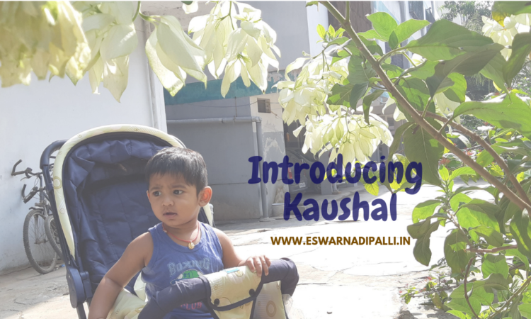 INTRODUCING KAUSHAL