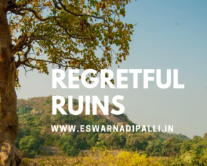 regretful ruins