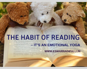 habit of reading